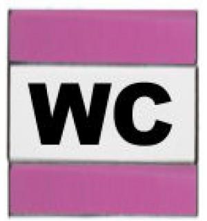 WC İsimliği Düz (8*12)