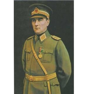 Atatürk Posteri (Kumaş)