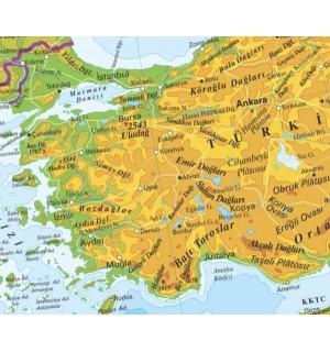 Akdeniz Ülkeleri Fiziki