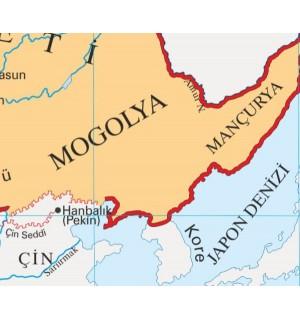 Asya'da Göktürk ve Kutluk Devletleri