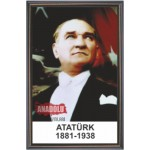 Mustafa Kemal Atatürk (35*50)