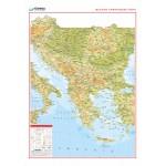 Balkan Yarımadası Fiziki