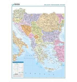 Balkan Yarımadası Siyasi