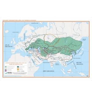 Cengiz İmparatorluğu ve Parçalanması