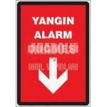 İSG-23 Yangın Alarm Düğmesi