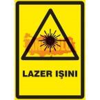 İSG-61 Lazer Işını