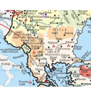 Osmanlı İmparatorluğu'nun Kuruluşu ve Yükselişi