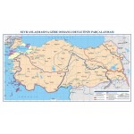Sevr Antlaşmasına Göre Osmanlı Devleti'nin Parçalanması (85*120)