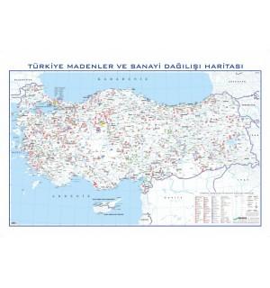 Türkiye Endüstri ve Madenler