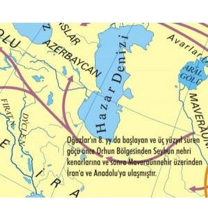 Türklerin Anayurdu ve Göç Yolları