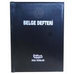 Kurs Belge Defteri (Ajanda)
