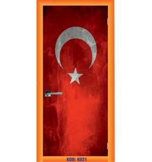 Türk Bayrağı K021