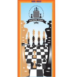 Satranç Sınıfı K033