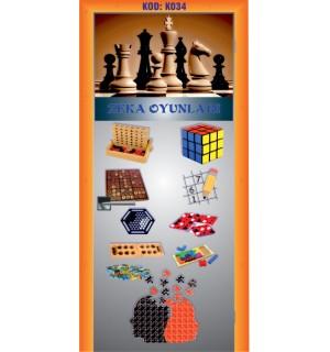 Zeka Oyunları K034