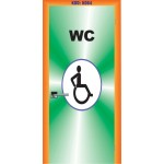 Engelli WC K064