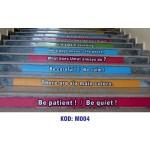 Merdiven Yazıları M004