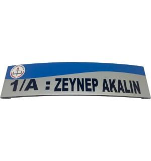 Anadolu Yönlendirme Kapı İsimliği 7*27,5